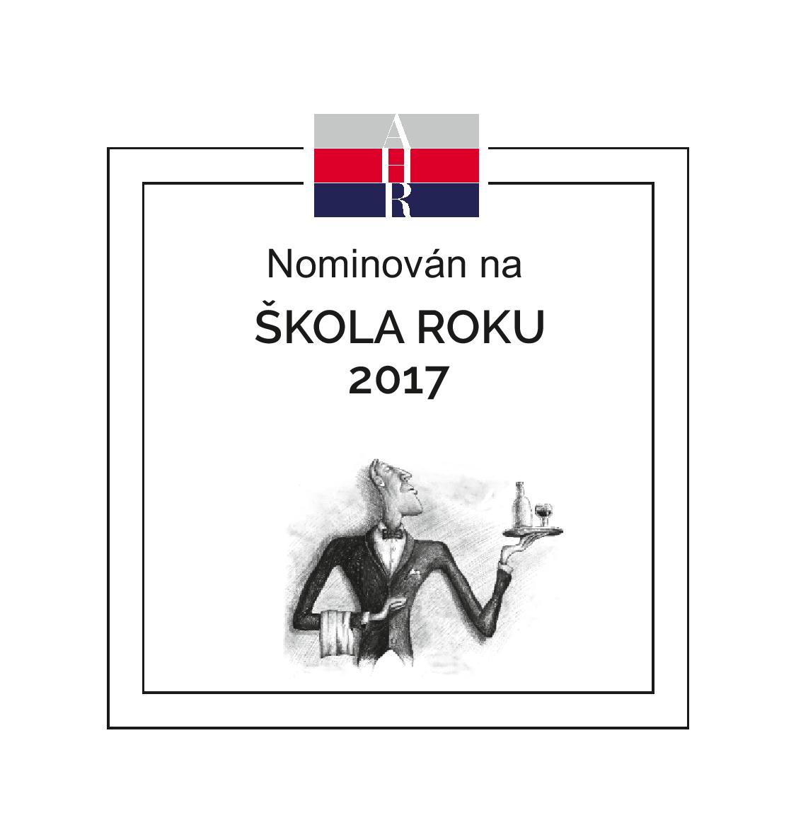Nominace na Školu roku 2017